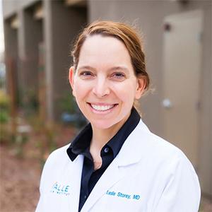 Leslie Storey, MD