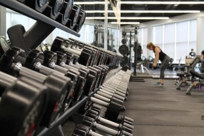 skin infections at the gym